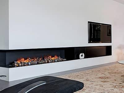 insertos optimyst decorando una sala moderna