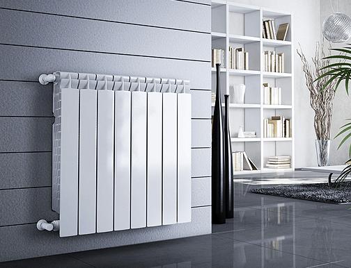 Radiadores de aluminio calidor evs - Radiadores de aluminio ...