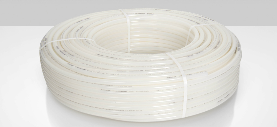 Tubo PEX color blanco Thermoline