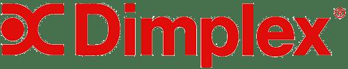 Logo de marca Chimeneas e insertos para pared Dimplex