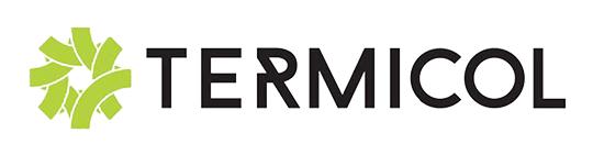 logotipo de la marca de paneles solares termicol