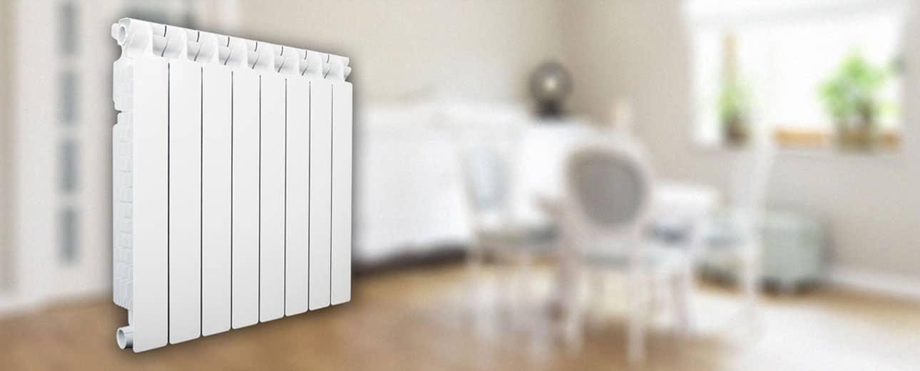 radiadores de aluminio calidor