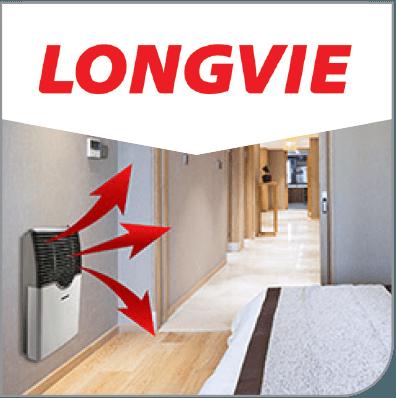 Conozca los unicos calefactores a gas de tiro balanceado longvie