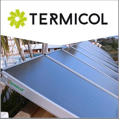 Conozca ahora los paneles termosolares termicol