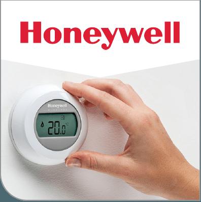 Conozca toda la gama de termostatos y componentes Honeywell
