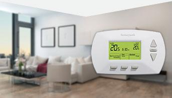 termostato digital programable honeywell