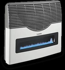 calefactor a gas de tiro balanceado longvie