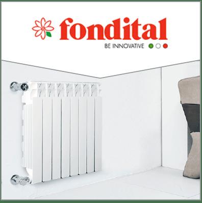 Calefactores y radiadores Fontidal
