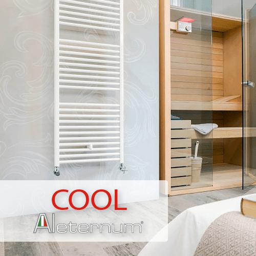 radiadores decorativos para baños Fondital Cool