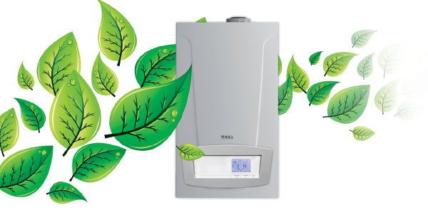 las calderas de condensación baxi son amigables con el medio ambiente