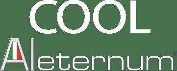 logotipo de la marca de radiadores para baño cool aleternum