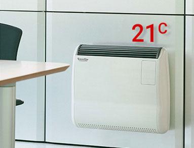 los calefactores gazelle autoregulan la temperatura para evitar incomodas variaciones de calor