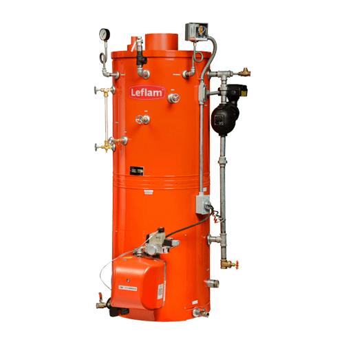 generador de vapor leflam 509